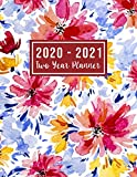 2020-2021 Two Year Planner: 2020-2021 see it bigger planner | 24 Months Agenda Planner with Holiday from Jan 2020 - Dec 2021 Large size  8.5 x 11 ... For Mom (2 year monthly planner 2020-2021)