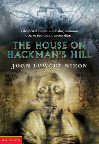 Book cover for The House On Hackman's Hill