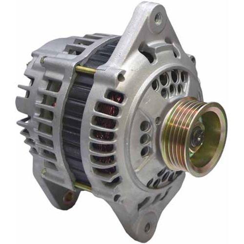 DB Electrical AHI0017 New Alternator for 2.2L 2.2 2.5L 2.5 Subaru Legacy 95 96 97 98 99 1995 1996 1997 1998 1999 112979 LR185-701 LR185-701H LR185-702 400-44052 13645 ALT-3092 23700-AA210 - 2.2l Alternator