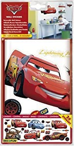 Decofun, Disney Cars Wall Sticker Stikarounds Part 47