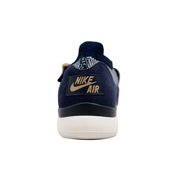fda34143c3ff Nike Women s Air Sockracer Flyknit College Navy College Navy-Sail  896447-400 Running Shoes (6 B(M) US)  Buy Online at Low Prices in India -  Amazon.in