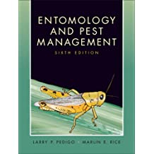 Entomology and Pest Management (6th Edition)