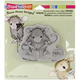 Stampendous, Cling Rubber Stamp, Gifts to Tie