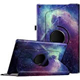 Fintie Case for All-New Amazon Fire HD 10 (7th Gen, 2017 Release) - Multiple Angles Stand Protective Cover with Auto Wake/Sleep for Fire HD 10.1 Inch Tablet, Galaxy