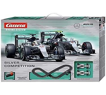 Carrera F1 Mercedes Track Set  Amazon.co.uk  Toys   Games 5c449dd9d121d