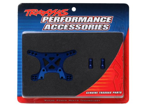 Traxxas 6440 Blue-Anodized 7075-T6 Aluminum Front Shock Tower XO-1 TRA6440