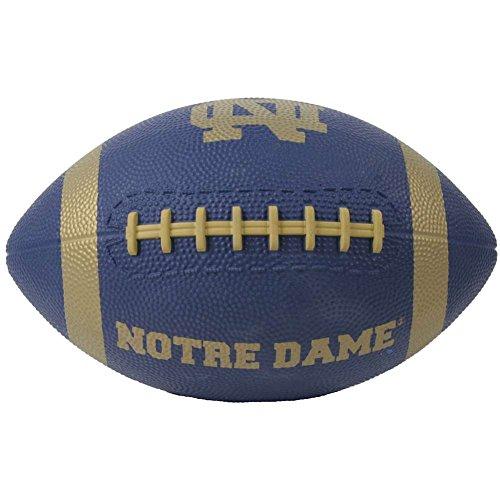 Baden Notre Dame Fighting Irish Mini Rubber Football