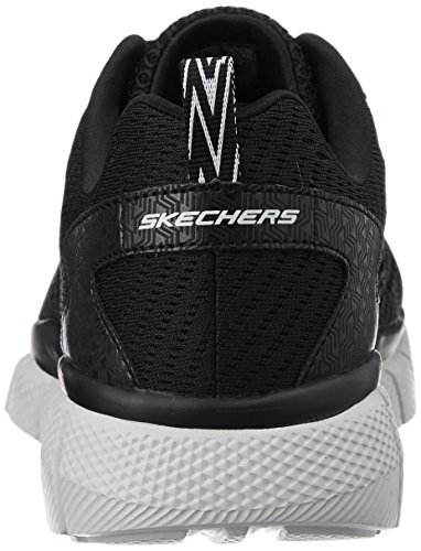 Skechers Sport Herren Equalizer 2.0 True Balance Sneaker Schwarzgrau
