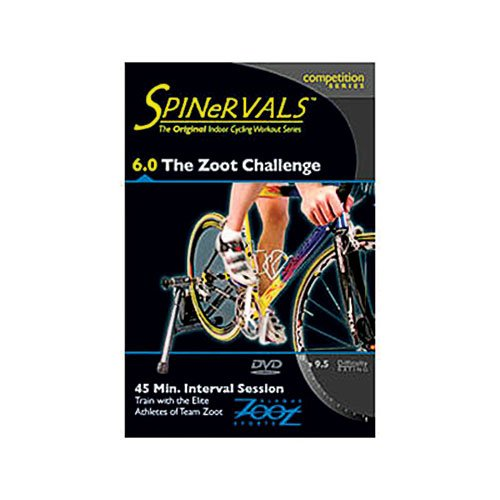 Spinervals Competition DVD 6.0 - The Zoot Challenge from Spinervals