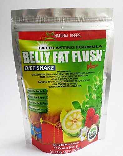 Belly Fat Flush by NATURAL HERBS by NATURAL HERBS