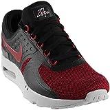 Cheap Nike Men's Air Max Zero SE Black/Tough/Red/Pure/Platinum Running Shoe 9 Men US