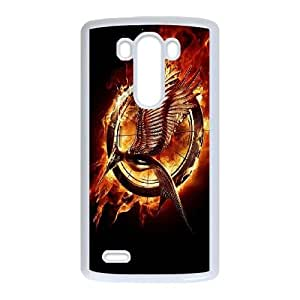 The Hunger Games Catching Fire LG G3 Cell Phone Case White&Phone Accessory STC_202801