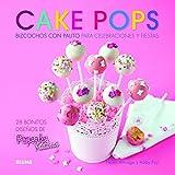 Cake Pops. Bizcochos Con Palito Para Celebraciones Y Fiestas