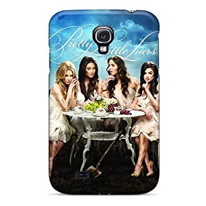 ZJP2461ZpvL Snap On Case Cover Skin For Galaxy S4(pretty Little Liars Poster)