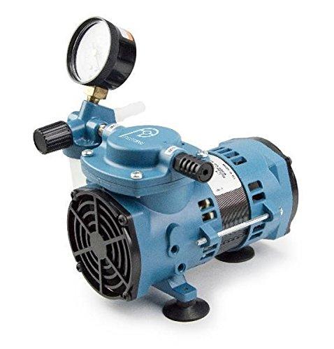 Laboratory Pump - Pilot Economical Chemical Resistant Diaphragm Vacuum Pump, 115V/60Hz, TLD3000
