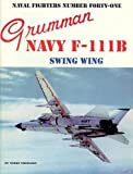 Grumman Navy F-111B Swing Wing, Tommy Thomason, 0942612418