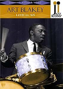 Jazz Icons: Art Blakey Live in '65