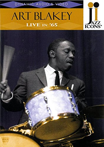 Art Blakey - Jazz Icons: Art Blakey Live In 65 (Black & White)