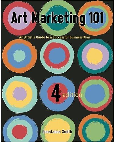 Art Marketing 101: An Artist's Guide to Creating a Successful Business (Art Marketing 101: A Handbook for the Fine Artist)