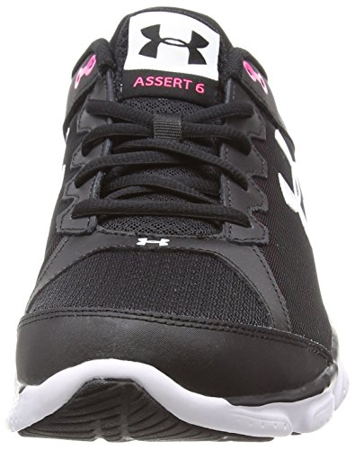 Women's 6 Ua Shoes Black Assert Running Black Armour Micro G Under UABZHyx