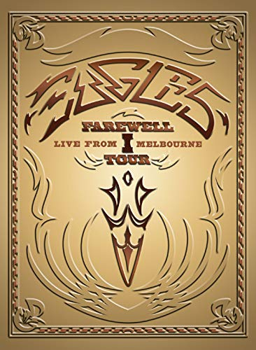 - Farewell Live From Melbourne (Blu-Ray)