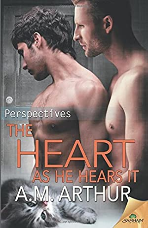 book cover of The Heart As He Hears It