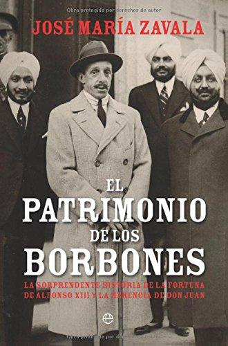 Read Online El patrimonio de los Borbones ebook