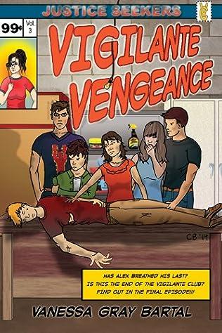 book cover of Vigilante Vengeance