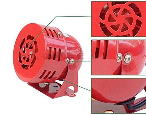 BAOSHISHAN Mini moteur en m/étal 220 V Alarme de s/écurit/é