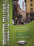 Nuovo progetto italiano. Quaderno degli esercizi: 3
