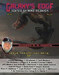 Galaxy's Edge Magazine: Issue 20, May 2016 (George R. R. Martin Special) (Galaxy's Edge)