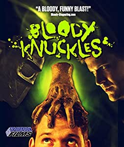 Bloody Knuckles [Blu-ray]