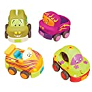 B. Wheeee-ls! Soft Cars (Discontinued by manufacturer)