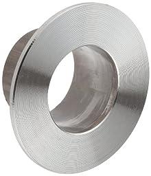 Dixon 14VB-R200 Stainless Steel 316L Sanitary Fitting, Unpolished Stub End, 2\