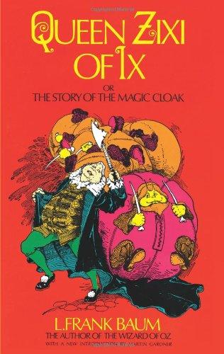 book cover of Queen Zixi of Ix
