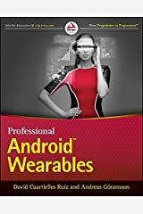 Professional Android Wearables Paperback