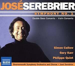 Symphony No.1 Violin Concerto