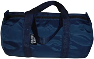 product image for Duffle Bag Small Nylon Perfect for Work, Camping,Beach Water Resistant Made in U.s.a.(Navy)