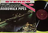 Robert Elmore: Playing the Ballroom Organ At the Atlantic City Auditorium and Convention Hall - Worlds Largest Ballroom Organ - World Largest Auditorium: Boardwalk Pipes STEREO LP