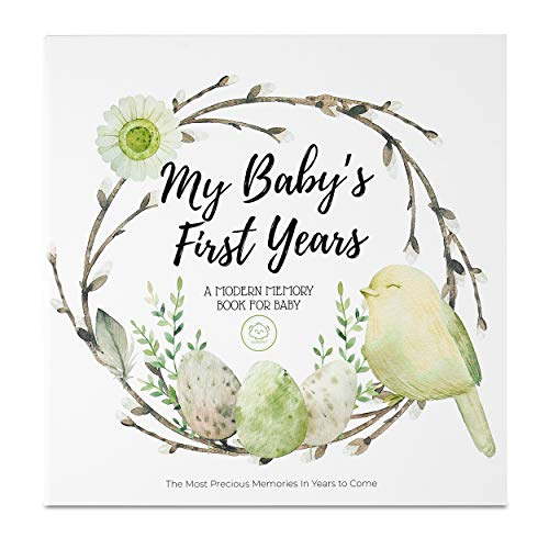 Baby First 5 Years Memory Book...