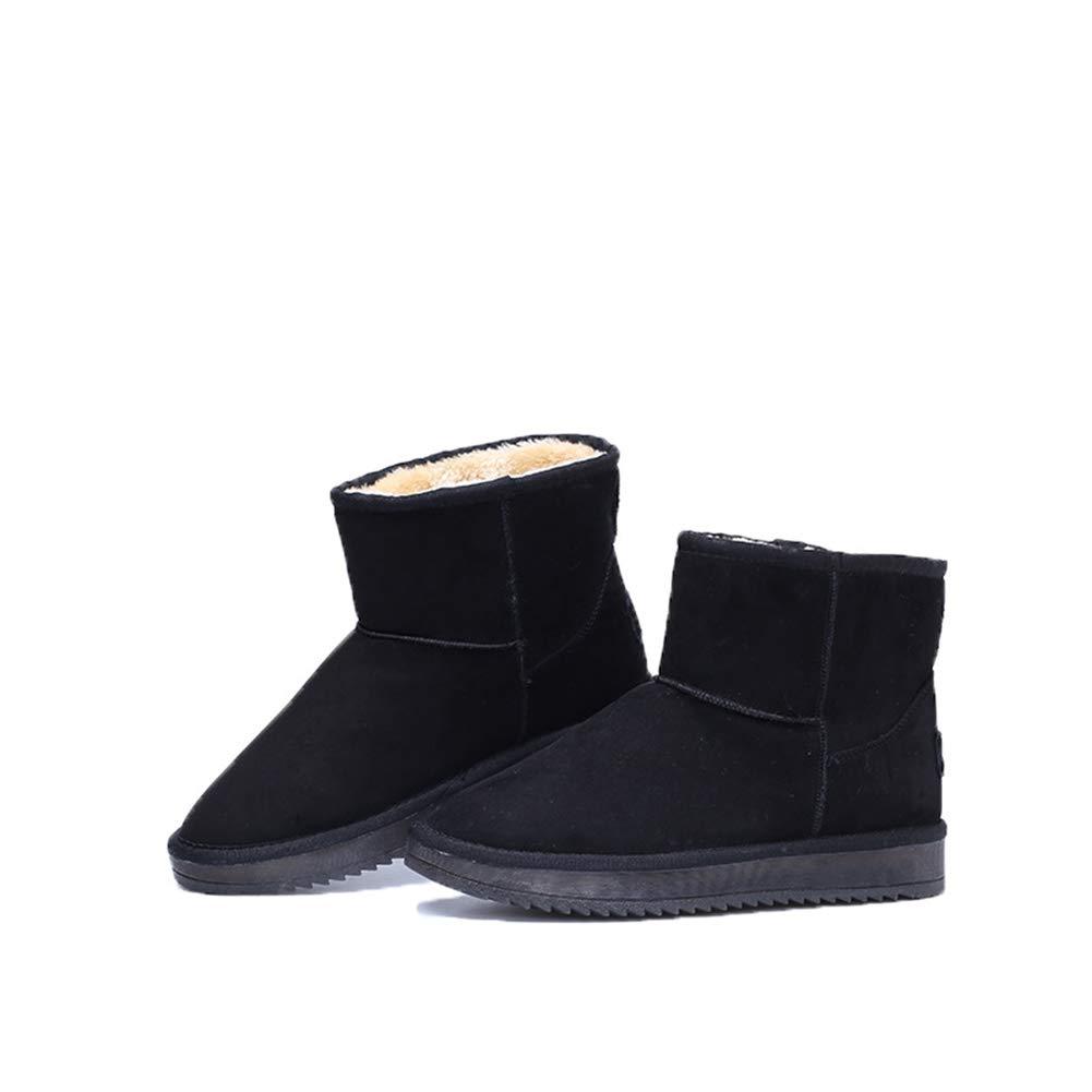 MhC Damenschuhe LED Schuhe PU (Polyurethan) Winter Schneeschuhe/Fashion Stiefel/Stiefeletten Flache Ferse Runde Toe Stiefelies/Stiefeletten LED Grau