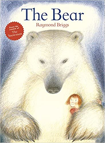 the bear red fox picture book amazon co uk raymond briggs