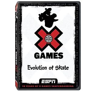 X Games: Evolution of Skate (2005)