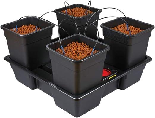 Atami Wilma 4 Pot Complete Dripper System Grow Kit Hydroponics