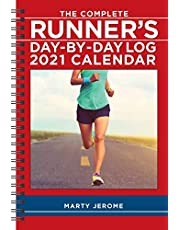 The Complete Runner's Day-By-Day Log 2021 Calendar