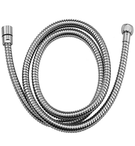 Jaclo 3079-DS-VB Double Spiral Brass Hose, 79'', Vintage Bronze by Jaclo
