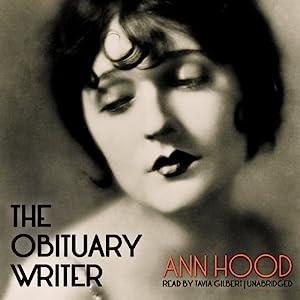 The Obituary Writer Audiobook