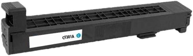 AB Volts Compatible Toner Cartridge Replacement for HP CF300A /& CF301A /& CF302A /& CF303A for Color Laserjet M880Z M880Z M880Z+NFC Black Cyan Magenta Yellow,4-Pack