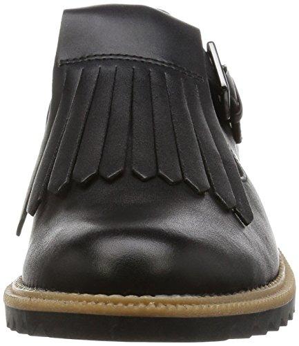 Chaussures Femmes Griffin Clarks Noir Mia Casual Pour UqErUZ