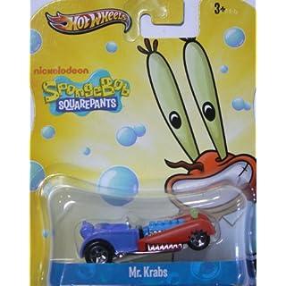 Hot Wheels Nickelodeon Spongebob Squarepants Mr. Krabs